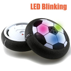 LED Air Powered Soccer Ball