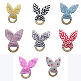 Cute Girl Hand Teethers