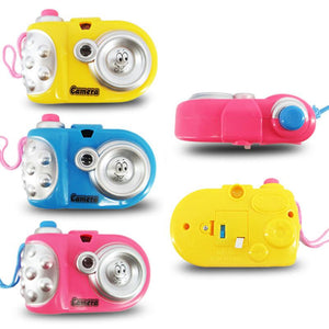 Toy Cartoon Projection Camera