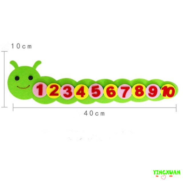 Caterpillar Math