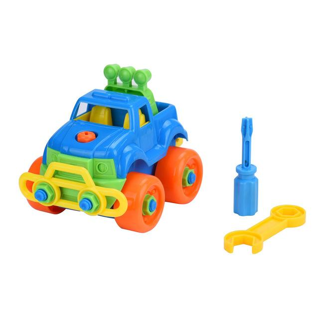 Truck  Design Educational toys