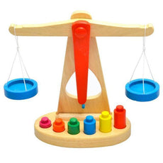 Balance Scale Early Learning