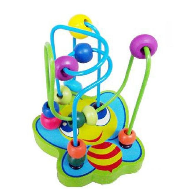 Roller Coaster Bead Toy