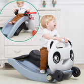 Slide And Rocking Horse Double