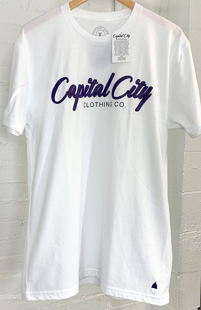 Capital City's 2 Color-Tee