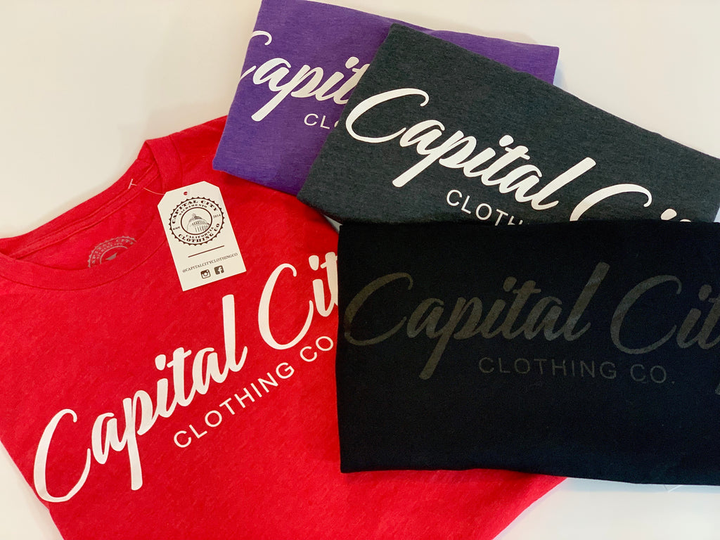 Capital City's Signature -T