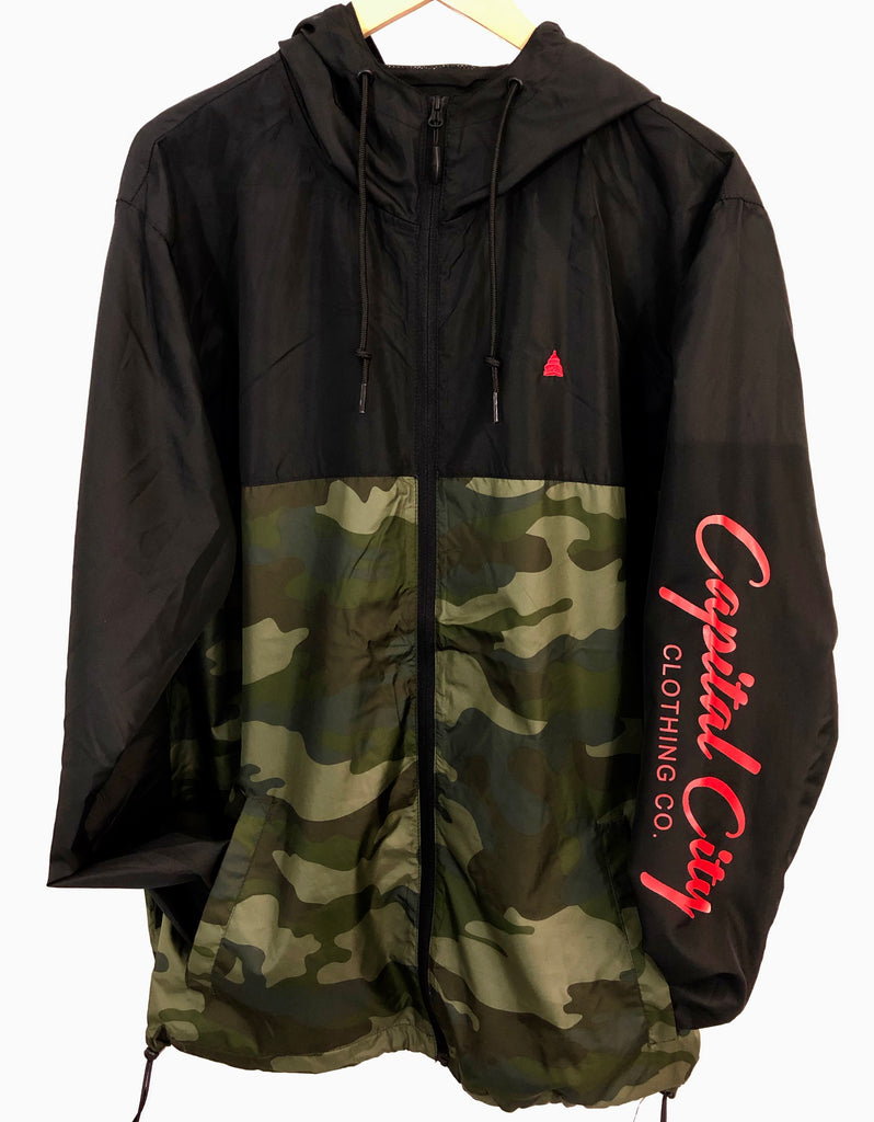 Capital City's Kids Windbreaker