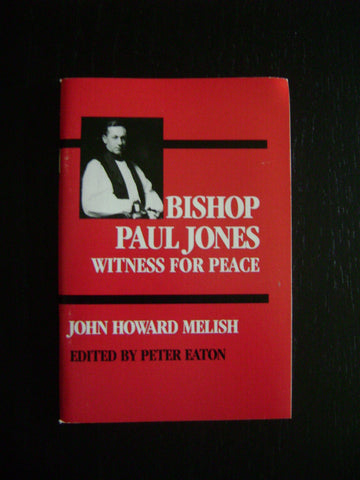 Bishop Paul Jones - Biography