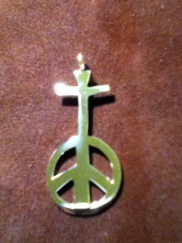 EPF Peace Cross - small