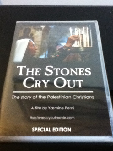 The Stones Cry Out, DVD