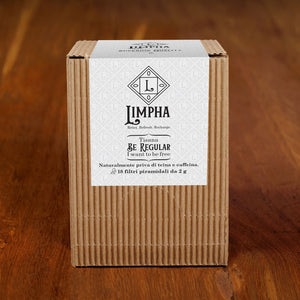 tisana depurativa - Be Regular - Limpha