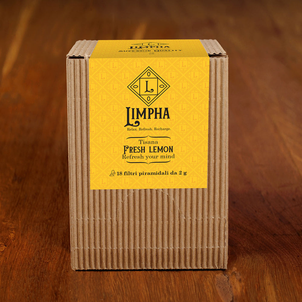 Fresh Lemon - Limpha