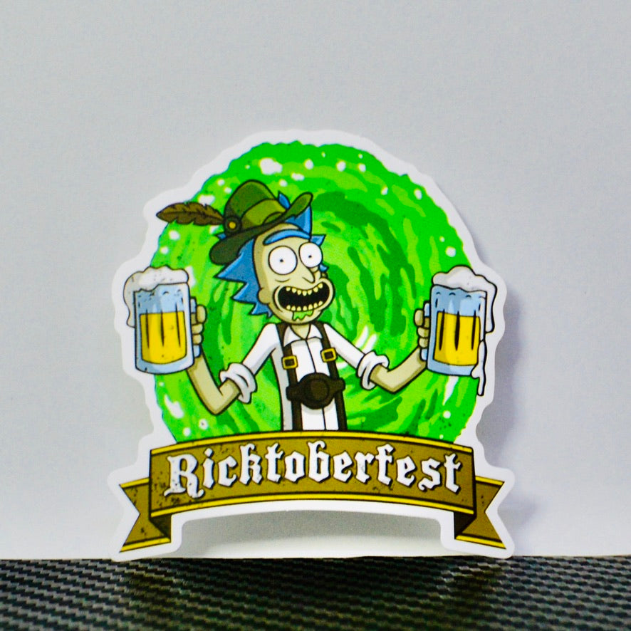 Ricktoberfest Fan Art