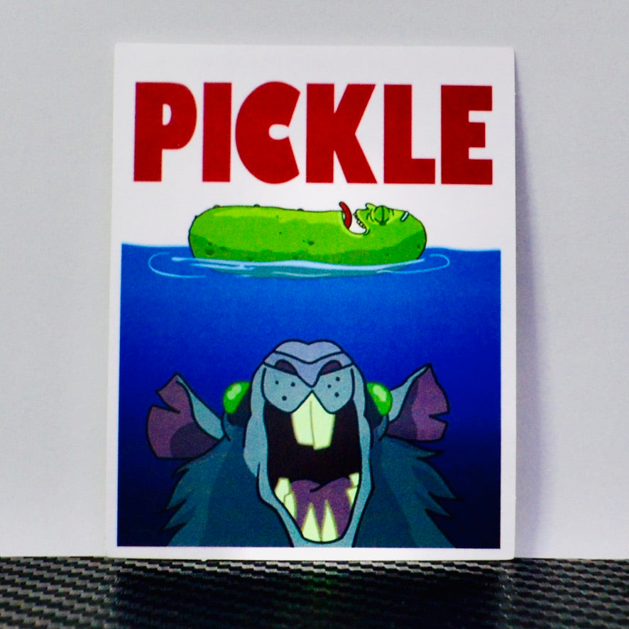 Rat + Pickle = Pickle Ricks