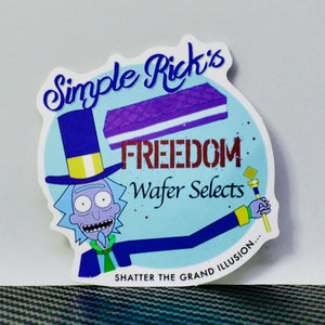 Freedom Wafer Selects