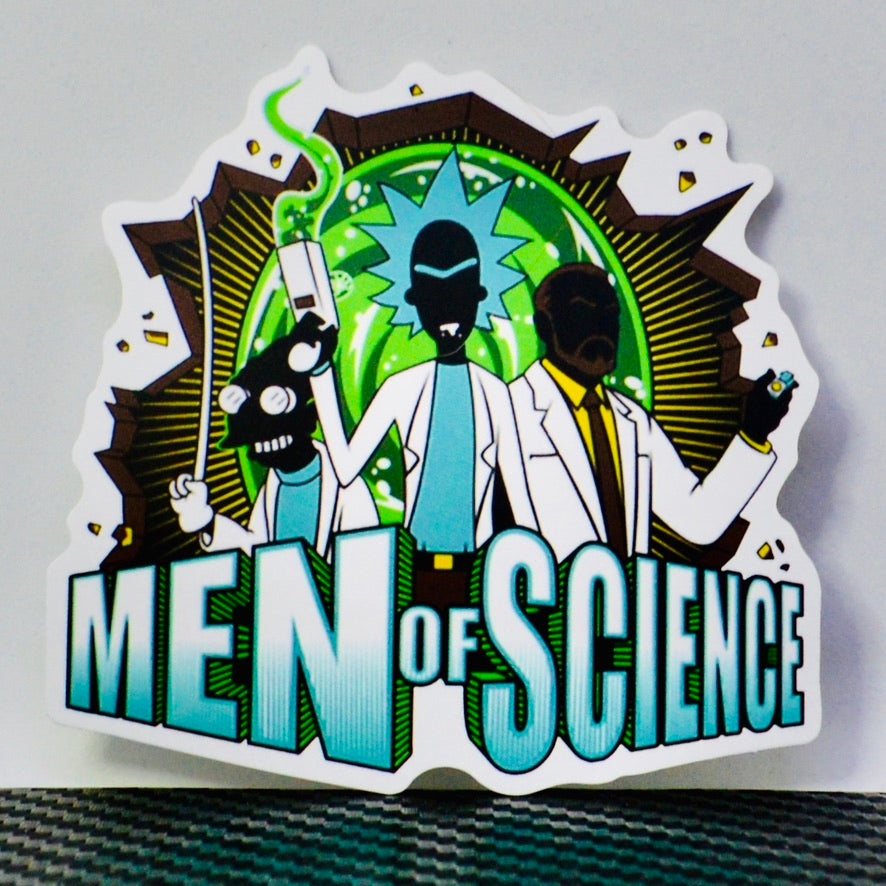 Your Favorite Men of Science