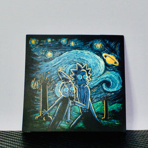 Vangogh Stary Night Fan Art