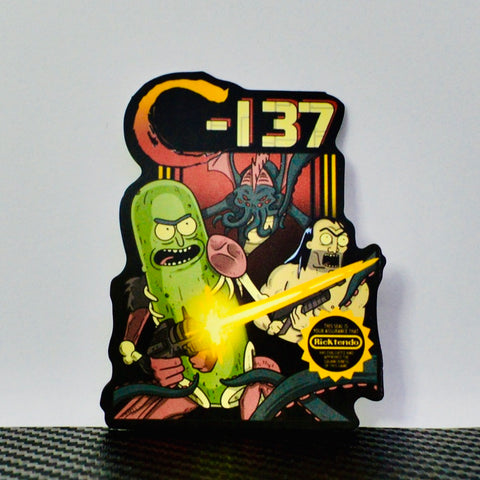 Earth Deminsion C-137