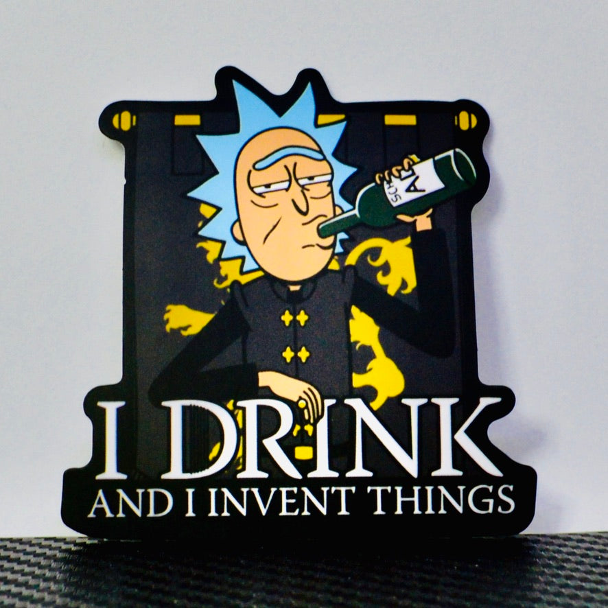 Drink Invent Drink Some More