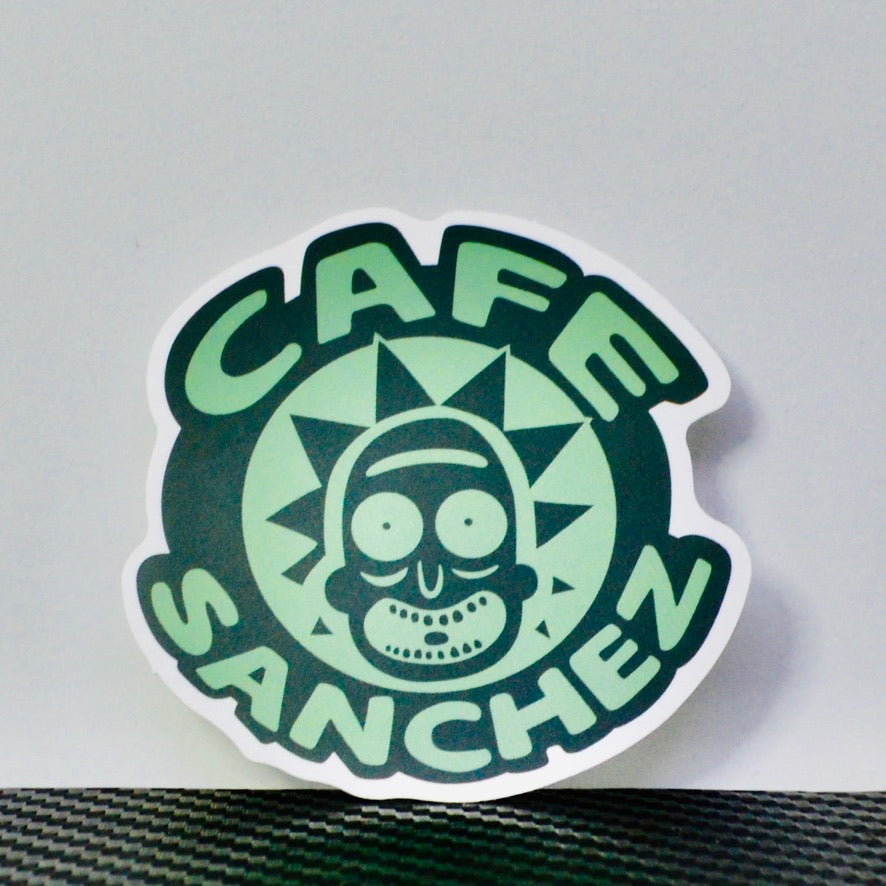 Cafe Sanchez Fan Art