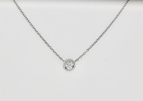 Diamond necklet