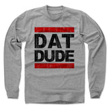 Marcellus Wiley Men's Long Sleeve T-Shirt | 500 LEVEL