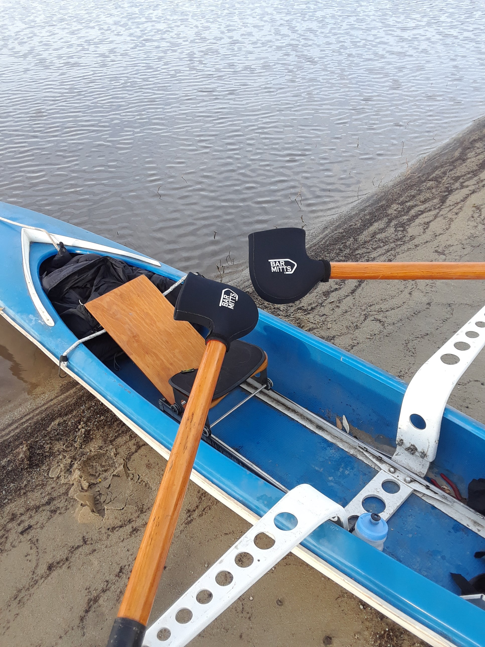 Oar / Rowing Mitts
