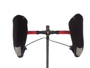 Road Bike - Bar End Shifters - Drop Handlebars