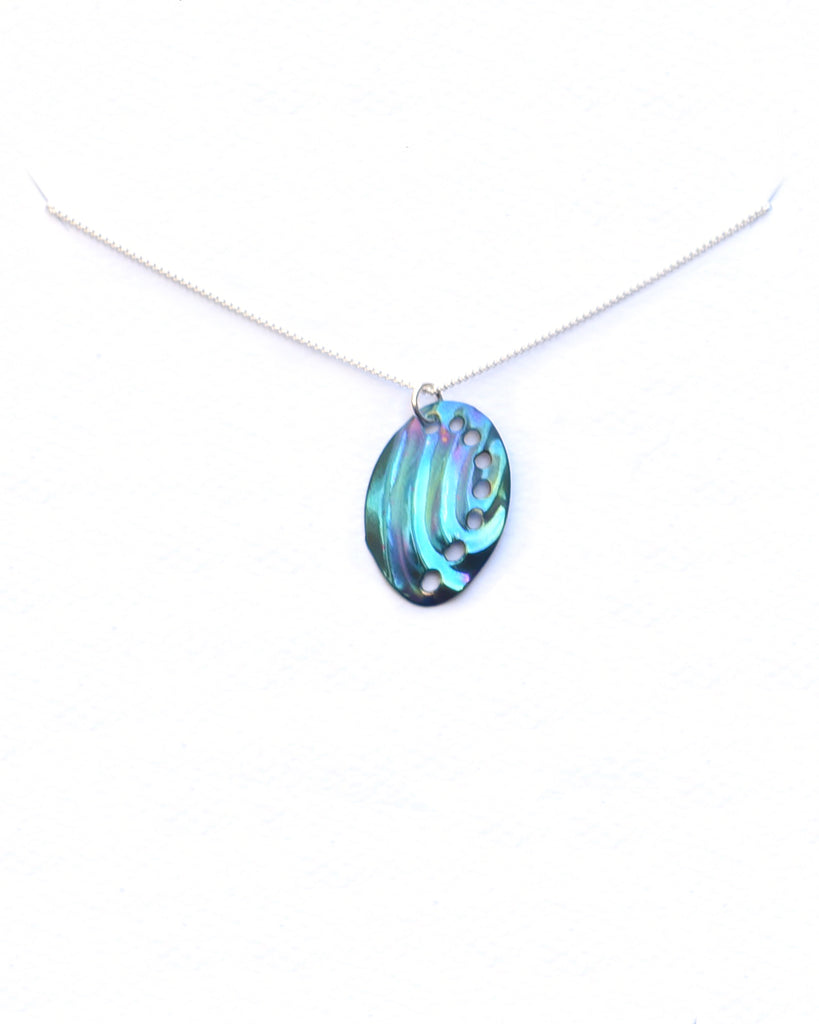 Baby Abalone Necklace