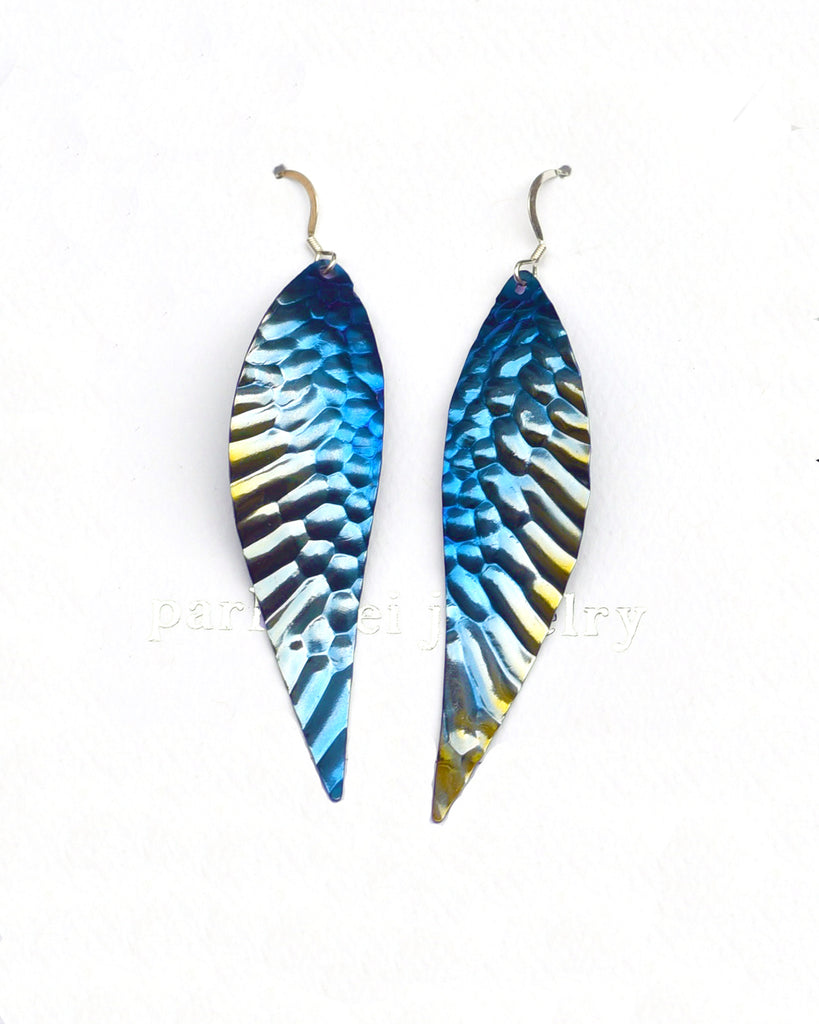 Wings Earrings (4 Colors)