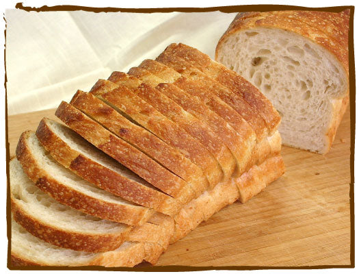 Gluten & Dairy Free Sourdough 2.5-3lb Loaf