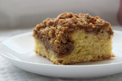 Gluten and Dairy Free Spiced Coffee Cake