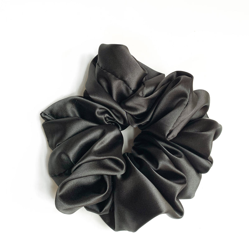 Satin Scrunchies- Large