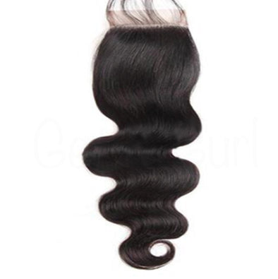 MINK CLOSURES- BODY WAVE
