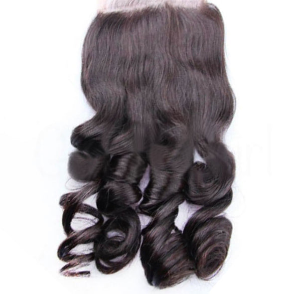 PREMIUM CLOSURES BRAZIL LOOSE WAVE