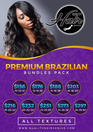 BUNDLE DEALS - BRAZIL HAIR