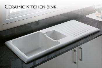 Ceramic Kitchen Sinks