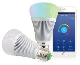 WIFI LED Light Bulb 6W E27 240V - Futurehomegroup
