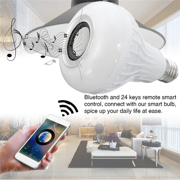 Gen-X 15W Bluetooth Bulb Speaker - Futurehomegroup