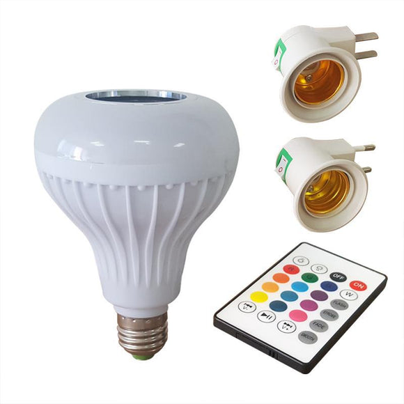 Galactic LED Bulb Bluetooth Speaker - Futurehomegroup