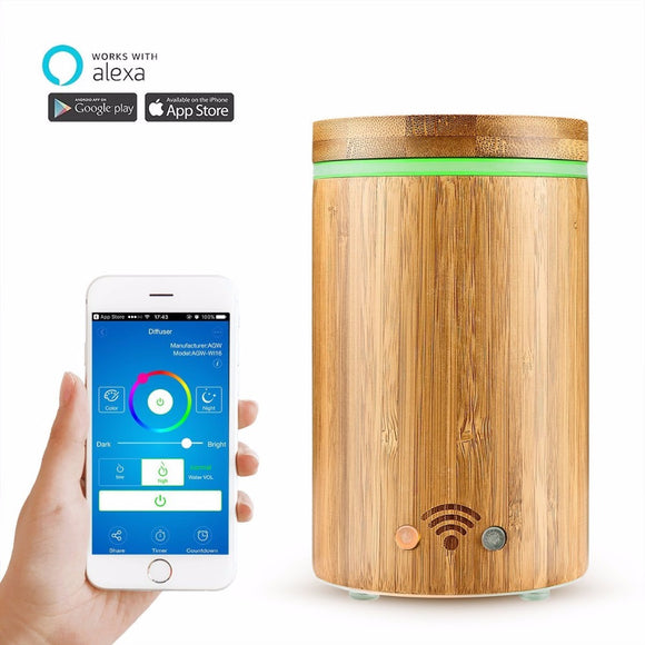Joslyn Bamboo Diffuser - Futurehomegroup