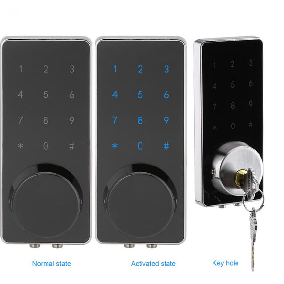 Electronic Smart Door Lock - Futurehomegroup