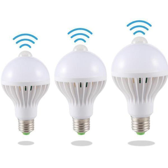 Smart PIR Motion Sensor Bulb - Futurehomegroup
