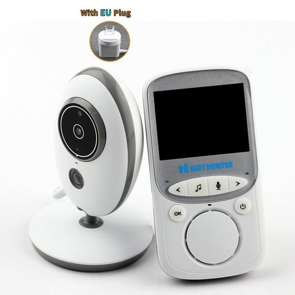 Wireless LCD Baby Monitor - Futurehomegroup