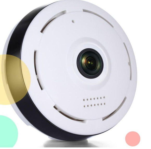 360 degree wifi security camera