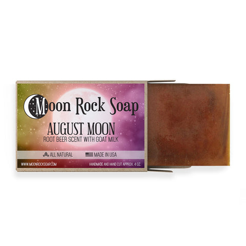 August Moon Soap