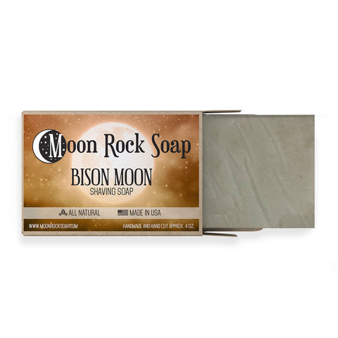 Bison Moon Shaving Soap