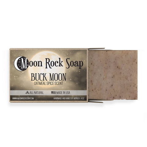 Buck Moon Soap