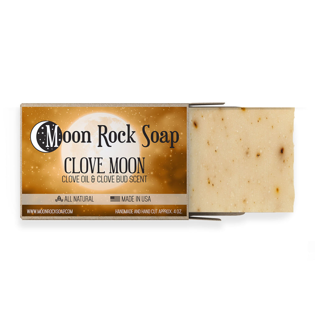 Clove Moon Soap