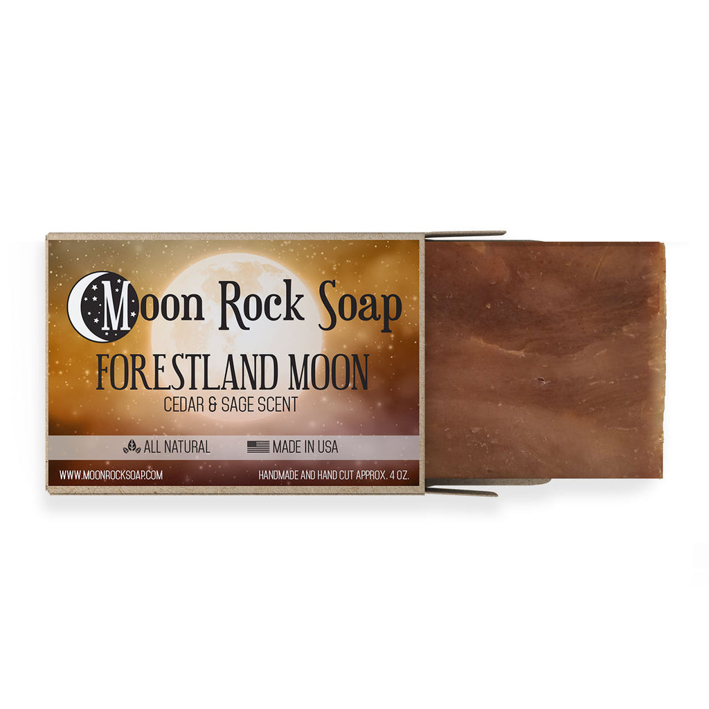 Forestland Moon Soap